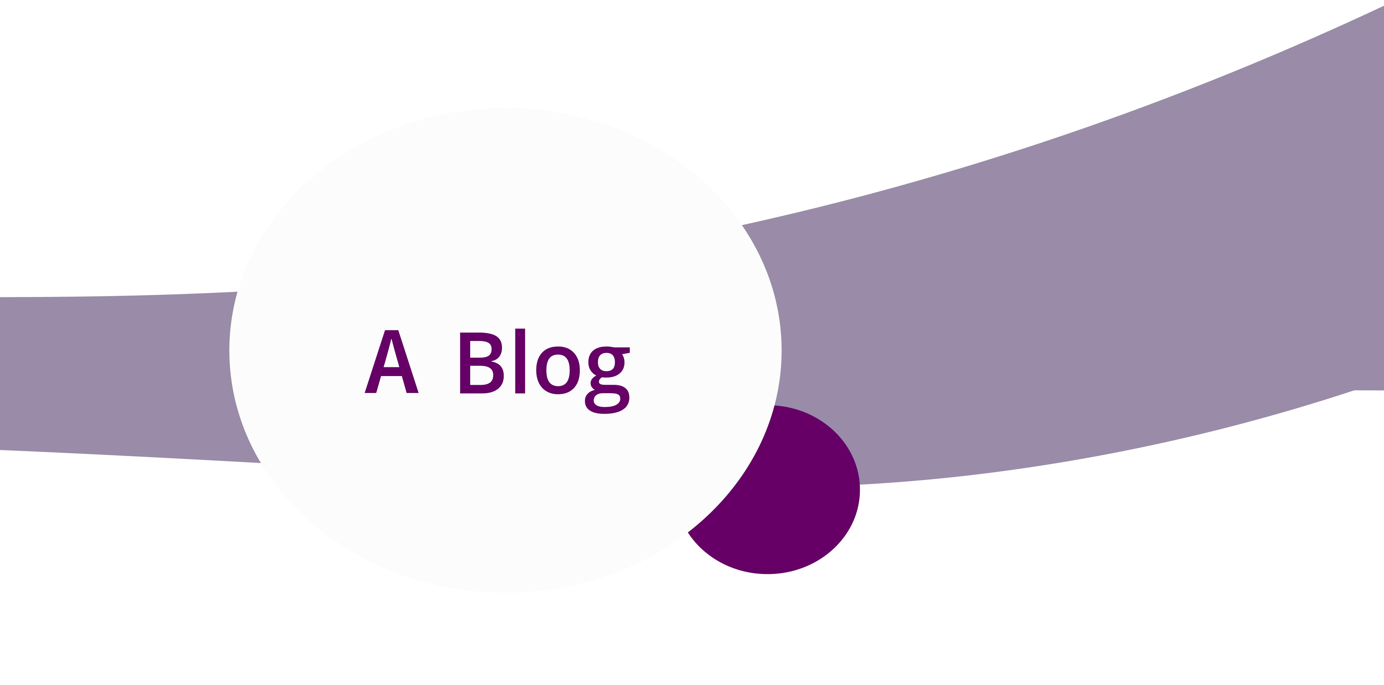 Blog FrontPage